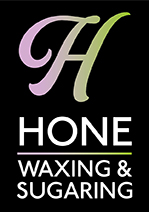 HONE Waxing and sugaring logo, Caroline Humphreys, HONE Waxing and Sugaring, waxing Broadstone, sugaring Broadstone