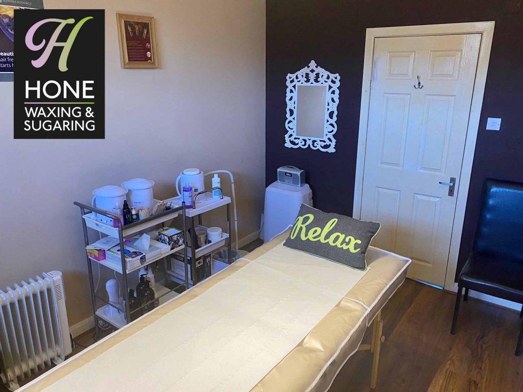 Caroline Humphreys, HONE Waxing and Sugaring Salon, waxing Broadstone, sugaring Broadstone